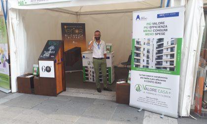 Anche Acsm Agam in piazza a Lecco per l'ambiente