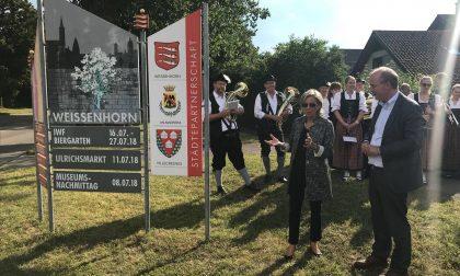 Gemellaggio Valmadrera, doppio appuntamento con i cugini tedeschi
