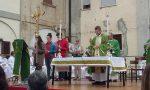 Novate in festa per il 15esimo di sacerdozio di don Matteo Albani