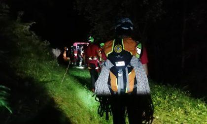 Uomo in stato confusionale in Grignetta: salvato dal Soccorso Alpino