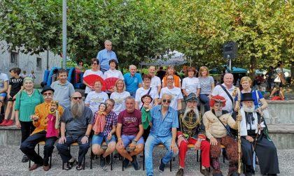 Famiglie in festa al parco Serraglio FOTO