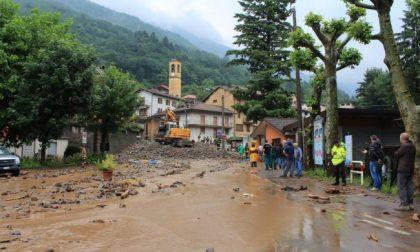 Alluvione di giugno: mutui sospesi per gli edifici danneggiati sul Lago e in Valle