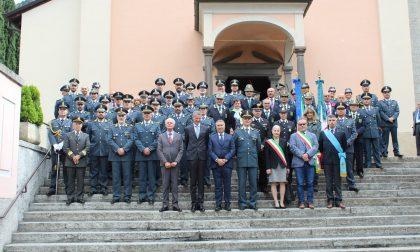 La Guardia di Finanza di Lecco celebra il patrono