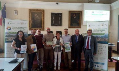 Tutto pronto a Lecco per il 1° Festival dell'Ambiente e della Sostenibilità