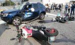 Incidente motociclistico a Pescate: è morto uno dei due centauri