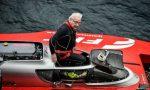 Venerdì alla Fb Design la camera ardente di Fabio Buzzi, morto sulla sua barca a Venezia