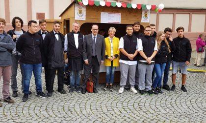 "Gemellaggio Valmadrera-Weissenhorn: ""Un'esperienza positiva e concreta"" FOTO"