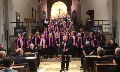 Grande partecipazione per il coro gospel Joyfyl Voice FOTO