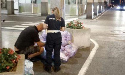Nuovo regolamento raccolta rifiuti a Lecco: scattano i controlli (e le multe)