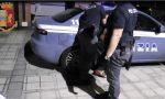 Arrestato con oltre 40 dosi di cocaina: nascondeva la droga nell'area ex Black & Decker