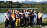 I soci Anteas in visita all'Osservatorio di Merate e al lago di Sartirana FOTO