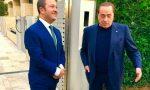 Berlusconi in visita a Merate FOTO
