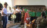Celebrato il  60° della chiesetta  del  5° Battaglione Morbegno FOTO