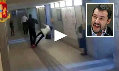 """Donne picchiate a Lecco, Salvini: """"Altro che domiciliari, galera ed espulsione"""""""