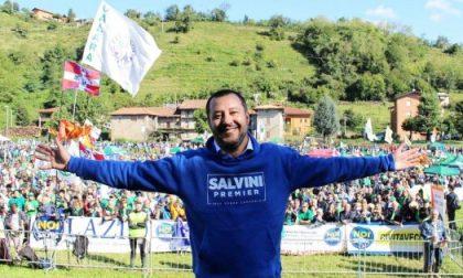 """Domani il raduno di Pontida. Salvini: """"Sarà il più partecipato di sempre"""""""