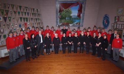 Cinquantesimo anniversario Coro Ana Val San Martino, al via i festeggiamenti