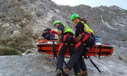 Soccorso alpino Triangolo Lariano, vince la solidarietà FOTO