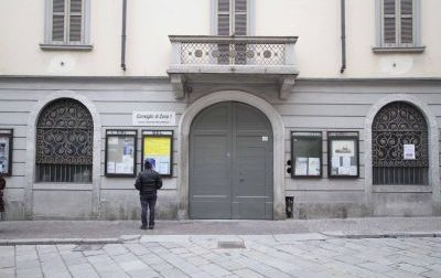 A Confcommercio (non Confindustria) palazzo Ghislanzoni