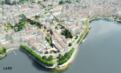 Nuovo lungolago di Lecco: 19 le idee progettuali pervenute per il Waterfront