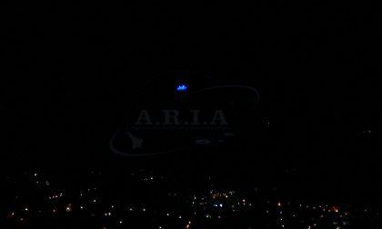 Presunto UFO sopra Sondrio, spunta un secondo video