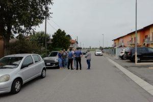 I Carabinieri ancora sul posto per le indagini