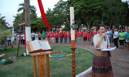Suor Carla Zagato racconta 50 anni di missione in Brasile FOTO