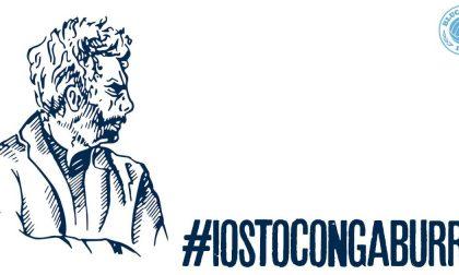 Calcio Lecco, tra i tifosi parte l'hashtag #iostocongaburro