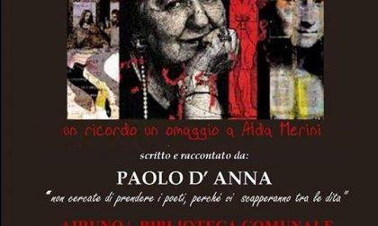 Alda Merini ad Airuno: Paolo D'Anna racconta la poetessa milanese