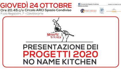 Questione migranti con Spazio Condiviso e No Name Kitchen
