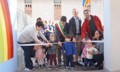"""Inaugurato l'asilo nido """"Arcobaleno"""" dopo l'ampliamento FOTO"""