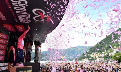 Il Giro d'Italia 2020 torna sul Lario