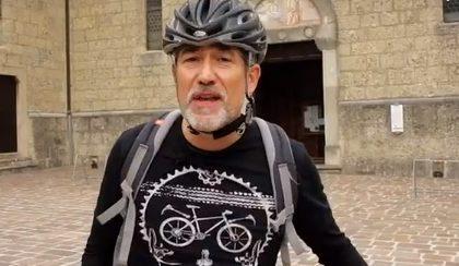 Valseriana in bicicletta a caccia del coccodrillo
