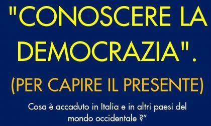 """""""Conoscere la democrazia (per capire il presente)"""" al liceo Agnesi di Merate"""
