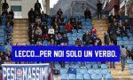 Derby Como-Lecco: vietato l'ingresso di uno striscione FOTO