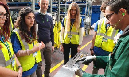 RoadJob Academy: la formazione tecnica entra nel vivo nelle aziende di Lecco, Como e Monza-Brianza FOTO