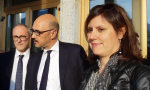 """Il viceministro dell'Interno a Campione d'Italia: """"Sono fiducioso"""" VIDEO"""