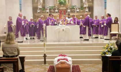 Concorezzo e Merate hanno detto addio a Monsignor Felice Viasco