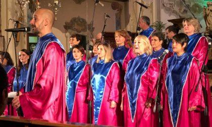 Pienone al concerto gospel per padre Fausto Tentorio FOTO