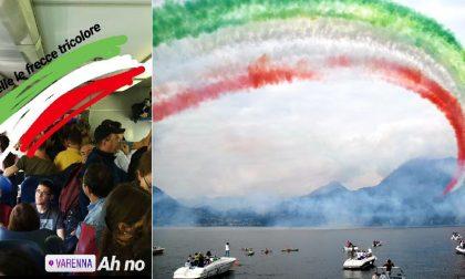 """Caos Frecce Tricolori, gli organizzatori replicano a Trenord: """"Non siamo noi gli incompetenti"""""""