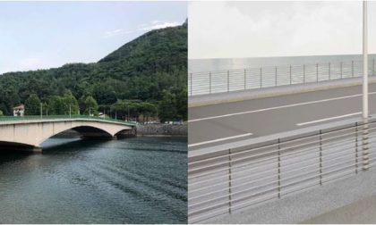 Parapetto d'acciaio per il ponte Kennedy