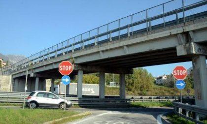 Ponte di Isella: si allungano i tempi