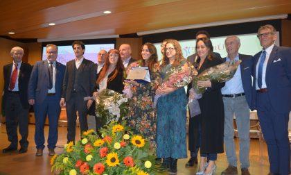Francesca Diotallevi ha vinto il Premio Manzoni al Romanzo Storico 2019 FOTO