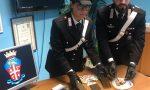 Preso con cocaina e hashish, arrestato 47enne