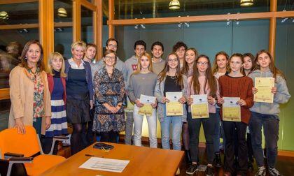 Valmadrera: premiati gli studenti eccellenti FOTO