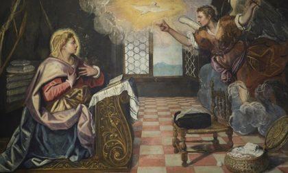 Lecco cala il poker ospitando l'Annunciazione del Tintoretto