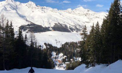 A Madesimo si scia gratis nel week end