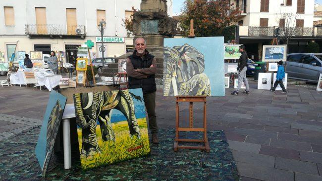 """""""Domeniche in piazza"""": dagli artisti all'ecologia FOTO"""