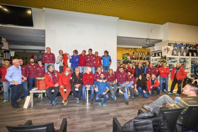 Enorme successo per la serata su storie vere di soccorso alpino FOTO