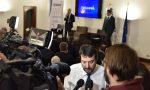 Salvini in Brianza ospite di Cancro primo aiuto e Netweek FOTO e VIDEO