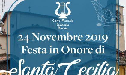 Il Corpo musicale di Barzio si prepara a festeggiare Santa Cecilia